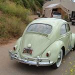 '61 VW Bug: Rear