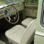 '61 VW Bug: Dashboard