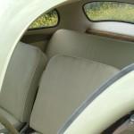 '61 VW Bug: Upholstery