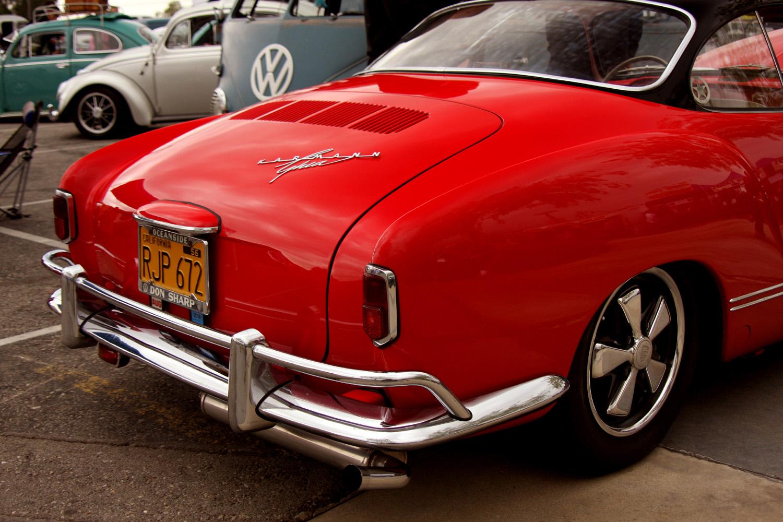 '59 VW Ghia