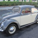 '64 VW Bug: Left Side