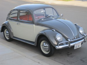 '64 VW Bug: Right Side