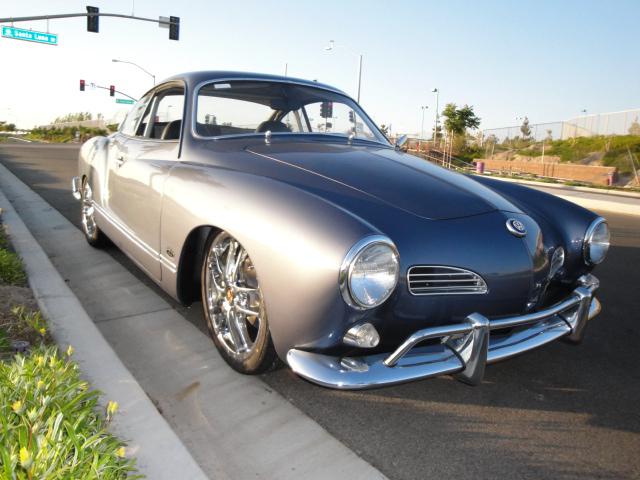 '70 VW Ghia
