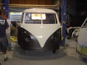 '58 VW Single Cab