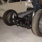 '65 VW Bug: Front End
