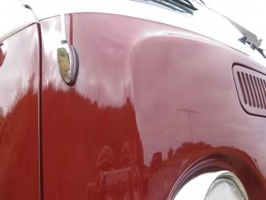 '73 VW Bay Window Bus