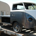 1958 VW Single Cab